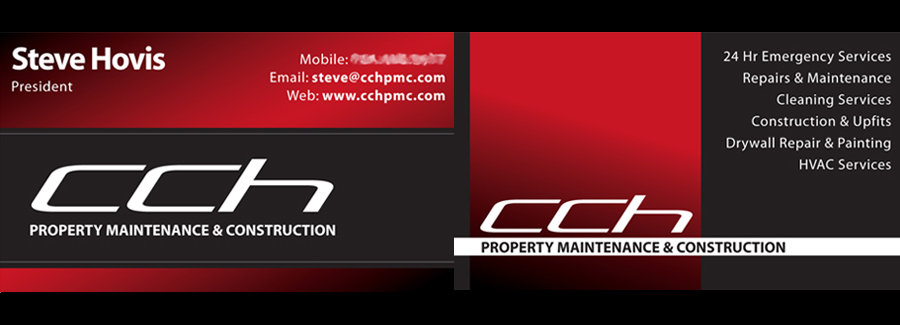 CCH Property Maintenance & Construction