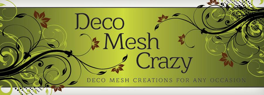 Deco Mesh Crazy